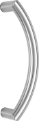 behle Haustürgriff Türgriff Stoßgriff ES 30.300 kbg aus Edelstahl für Haustüren