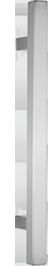 behle Haustürgriff Edelstahl Türgriff Edelstahl Stoßgriff Edelstahl Haustürgriff Quadratprofil Türgriff Quadratprofil Stoßgriff Quadratprofil ES 3030.17.0 s mit geraden Stützen für Haustüren