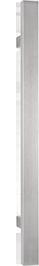 behle Haustürgriff Edelstahl Türgriff Stoßgriff Haustürgriff Rechteckprofil Türgriff Rechteckprofil Stoßgriff Rechteckprofil ES 3520.17... Griffenden auf Gehrung für Haustüren