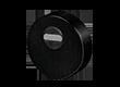 behle Haustürgriff Türgriff Griffstange Stoßgriff Rechteckprofil ES 3520.17.0 s aus Edelstahl mit geraden Stützen für Haustür