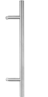 behle pull handle (front entry handle) ES 30.0.0 s with 120° supports